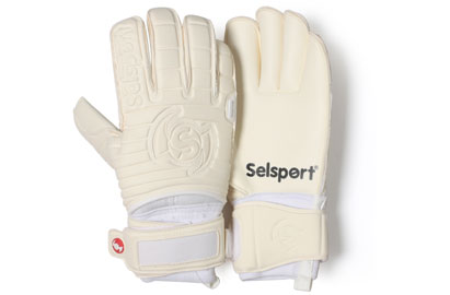 Wrappa Phantom Goalkeepers Gloves White