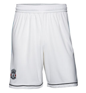 201112 Liverpool Adidas 3rd Football Shorts