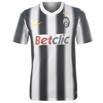 2011-12 Juventus Home Nike Football Shirt (Kids)
