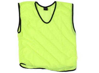 Mesh Training Bibs  Yellow