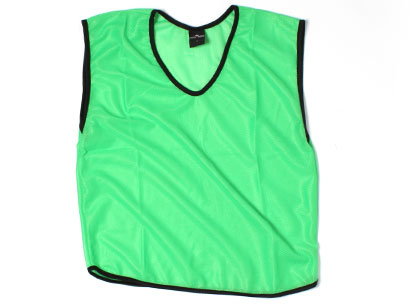 Mesh Training Bibs  Green