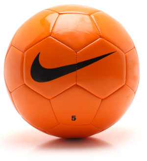 Tiempo Team Training Football Orange