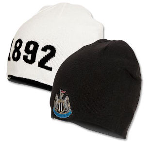2011-12 Newcastle Puma Reversible Knitted Hat