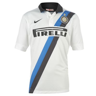 2011-12 Inter Milan Away Nike Football Shirt