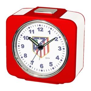 Athletico Madrid Table Alarm Clock