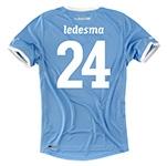2011-12 Lazio Puma Home Shirt (Ledesma 24)