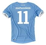 2011-12 Lazio Puma Home Shirt (Matuzalem 11)