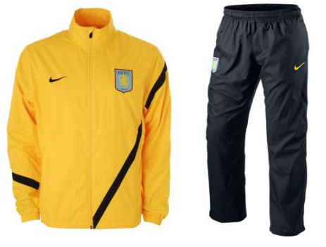 Aston Villa Tracksuit Bottoms