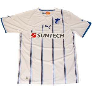 201112 FC Hoffenheim Puma Away Football Shirt