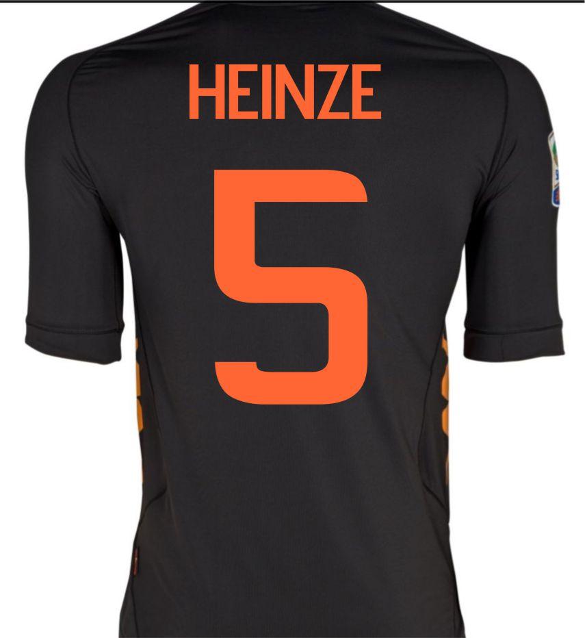 201112 Roma Kappa 3rd Shirt (Heinze 5)