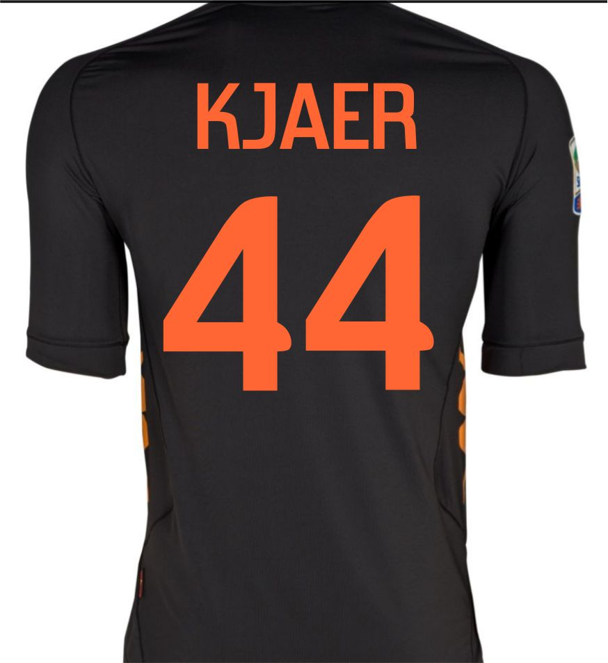 201112 Roma Kappa 3rd Shirt (Kjaer 44)