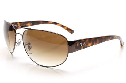 Ray-Ban 3448 Tortoise Sunglasses