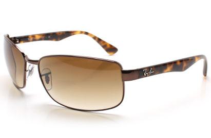 Ray-Ban 3478 Tortoise Sunglasses