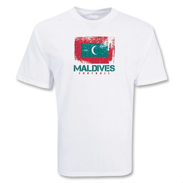 Maldives Football T-shirt
