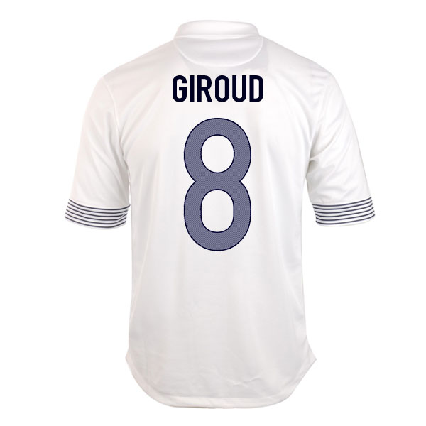 2012-13 France Euro 2012 Away (Giroud 8) - Kids