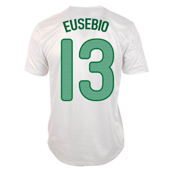 2012-13 Portugal Euro 2012 Away (Eusebio 13)
