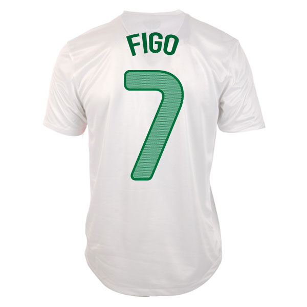 2012-13 Portugal Euro 2012 Away (Figo 7) - Kids