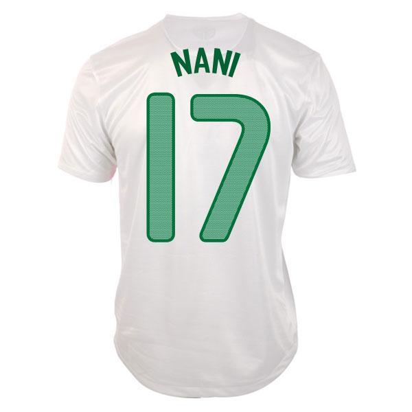 2012-13 Portugal Euro 2012 Away (Nani 17) - Kids