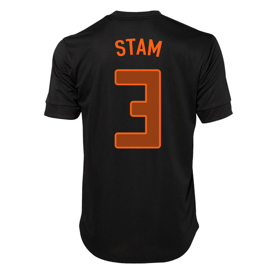 2012-13 Holland Nike Away Shirt (Stam 3) - Kids
