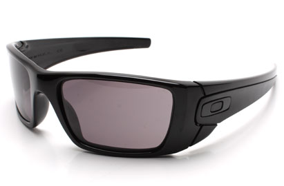 Oakley Fuel Cell OO9096-59 London 2012 Polished Black Sunglasses