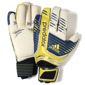 Predator Finger Tip Supreme Goalkeeper Gloves