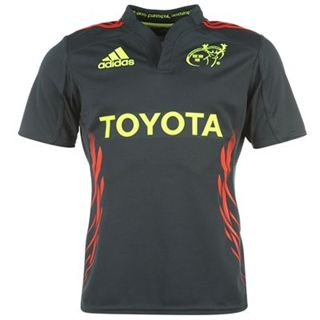 201213 Munster Adidas Away Rugby Shirt