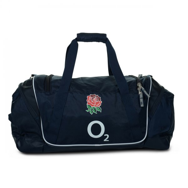 Image of 2012-13 England Rugby Medium Sports Bag (Navy)