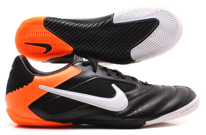 Nike5 Elastico Pro IC Indoor Football Trainers Black/White/Total