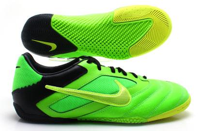 Nike5 Elastico Pro IC Indoor Football Trainers Electric Green/Volt Black