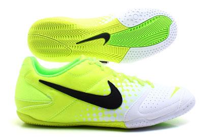 Nike5 Elastico IC Indoor Football Trainers Volt/Black/White