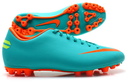 Mercurial Victory III AG Football Boots Retro/Total Orange