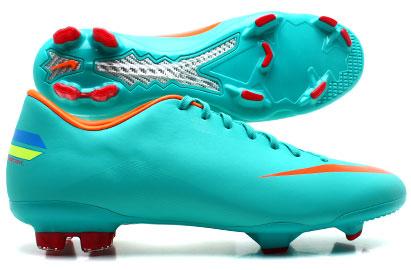 Mercurial Glide III FG Football Boots Retro/Total Orange