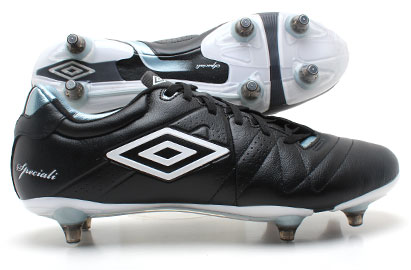 Umbro Speciali 3 Pro A SG Football Boots Black/White/Chrome