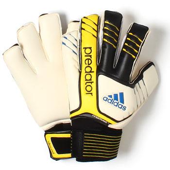 Adidas Goalkeeper Gloves Fingersave Allround Predator Fingersave Allround