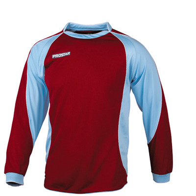 Prostar Sporting Plus Jersey (maroon-sky)
