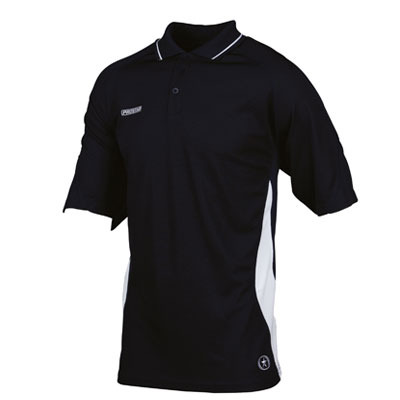 Prostar Kinetic Polo Shirt (black)