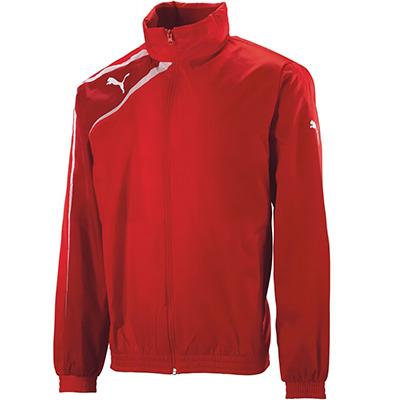 Puma Spirit Rain Jacket (red) - Uksoccershop