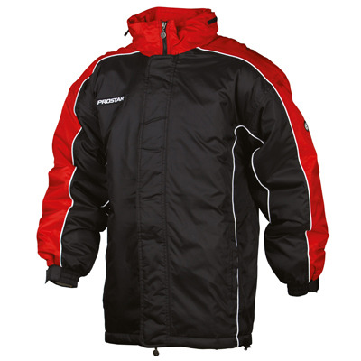 Prostar Vortex Bench Jacket (blackred)