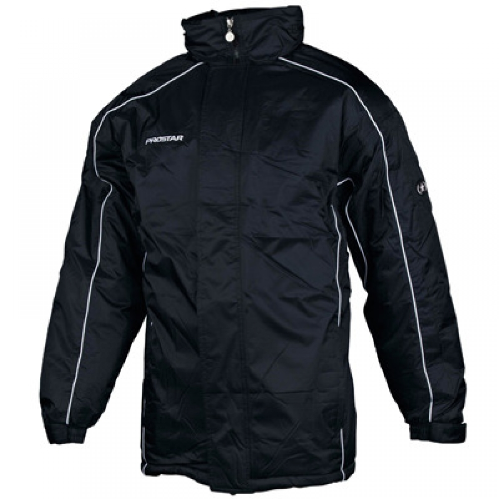 Prostar Vortex Bench Jacket (blackwhite)