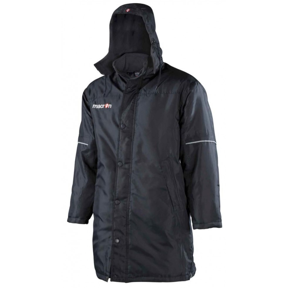 Macron Nepal Bench Jacket (black)
