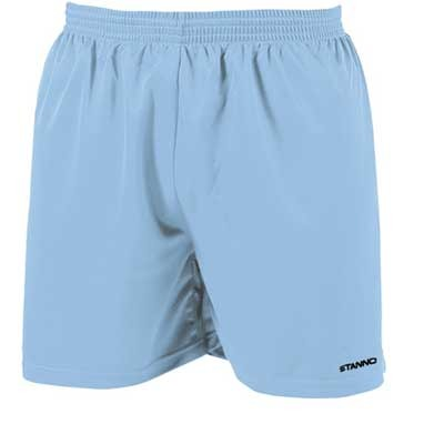 Stanno Club Football Shorts (sky blue)