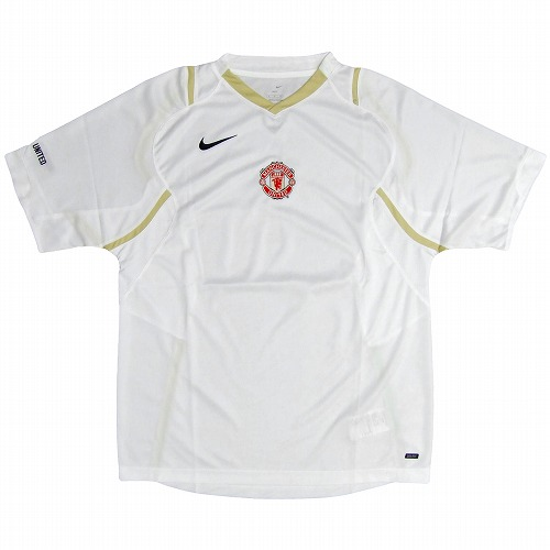 06-07 Man Utd Dri-Fit training (white)