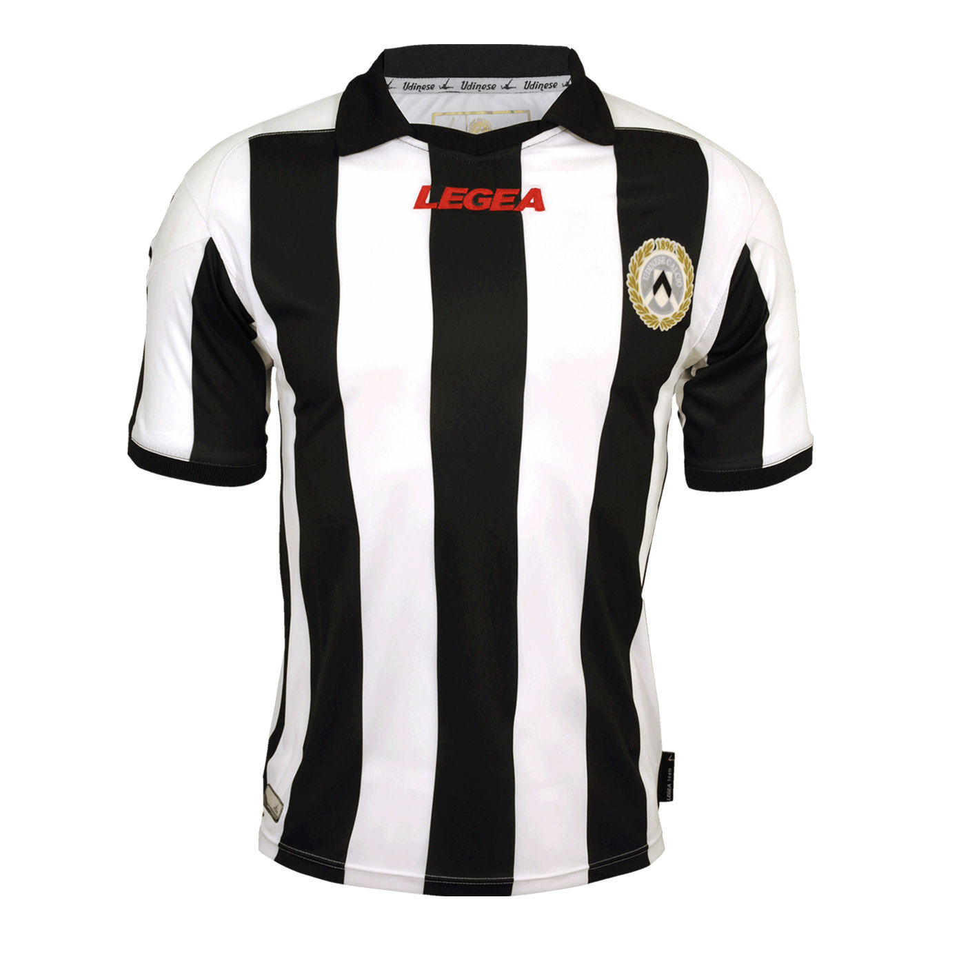 Image of 2012-13 Udinese Legea Home Football Shirt (Kids) - LB