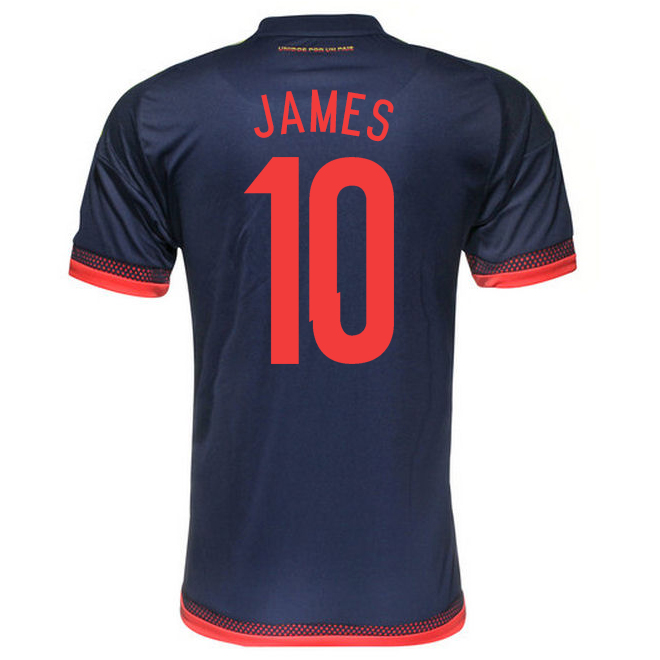 James Jersey Colombia