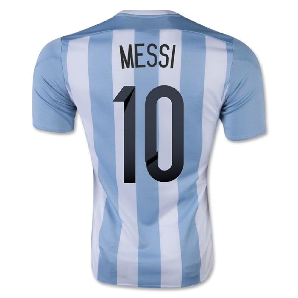 201516 Argentina Home Shirt (Messi 10)