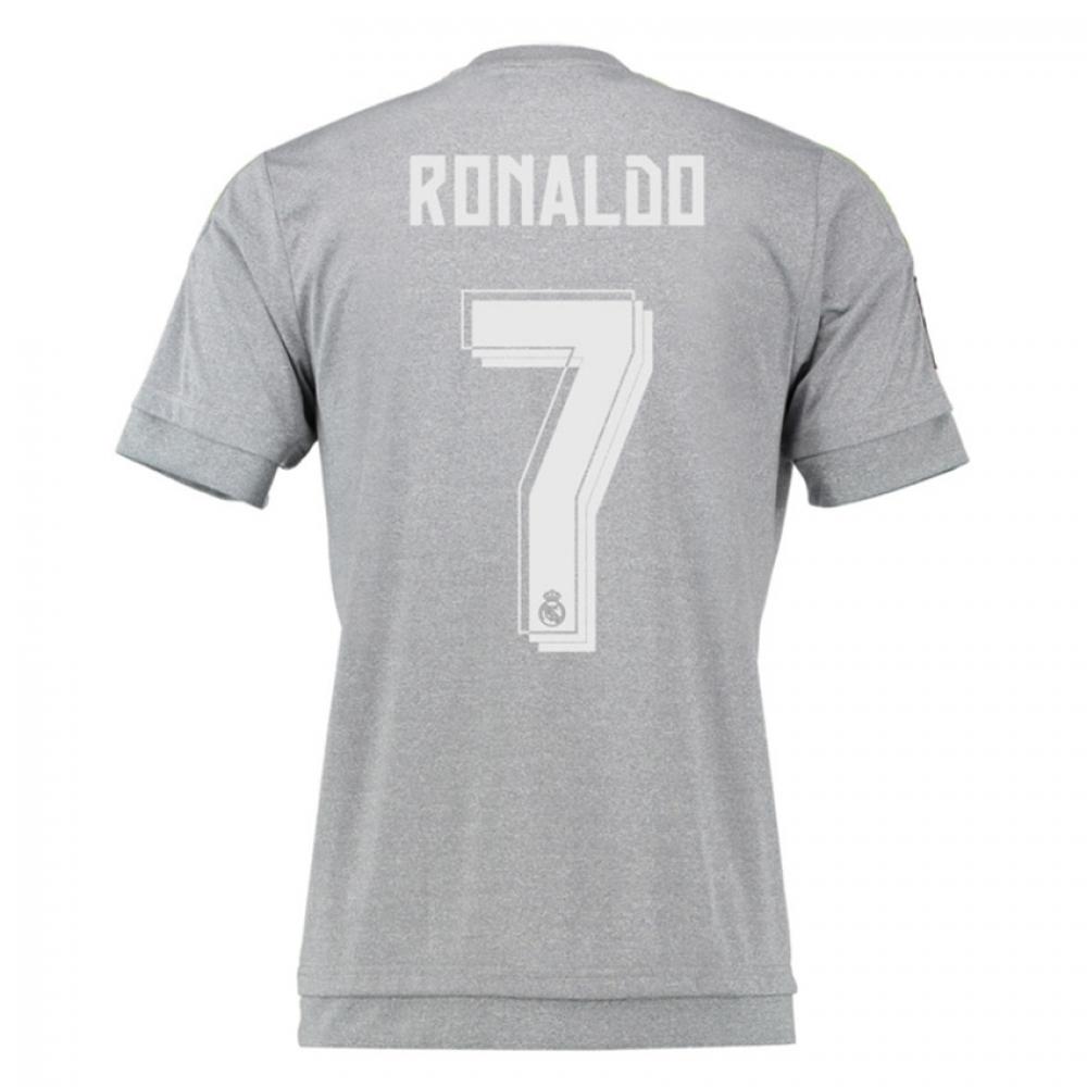 2015-16 Real Madrid Away Shirt (Ronaldo 7) - Kids
