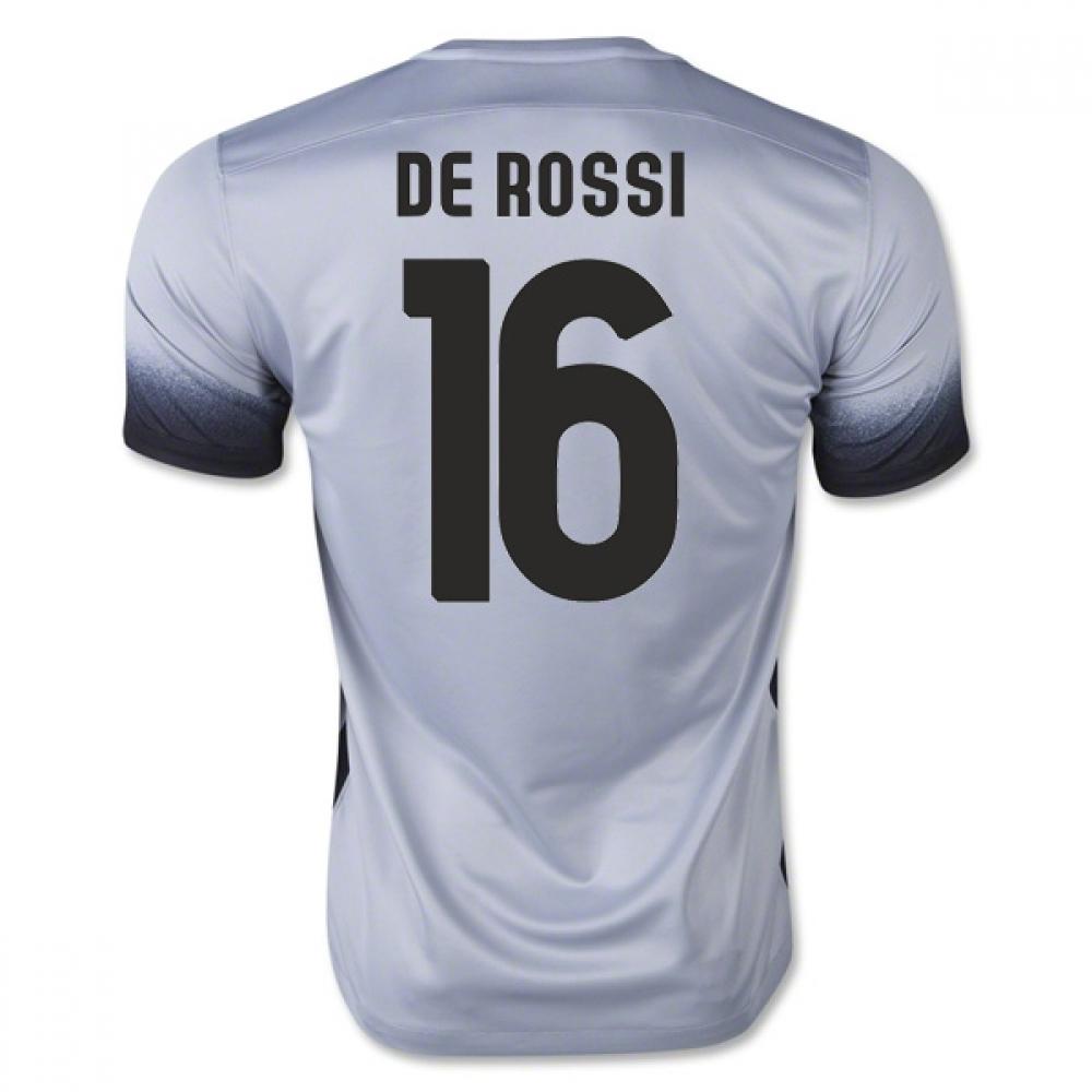 2015-16 Roma 3rd Shirt (De Rossi 16)