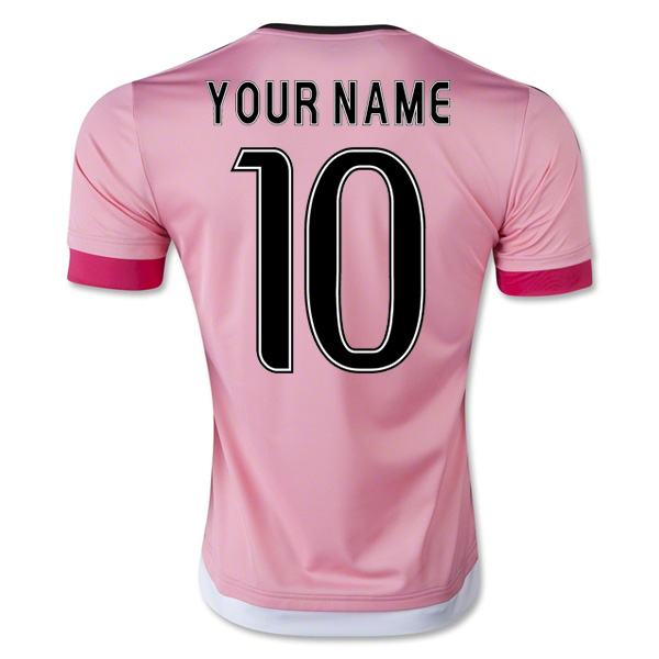 2015-16 Juventus Away Shirt (Your Name)