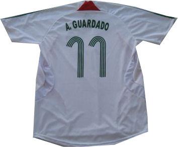 07-08 Mexico away (A.Guardado 11)