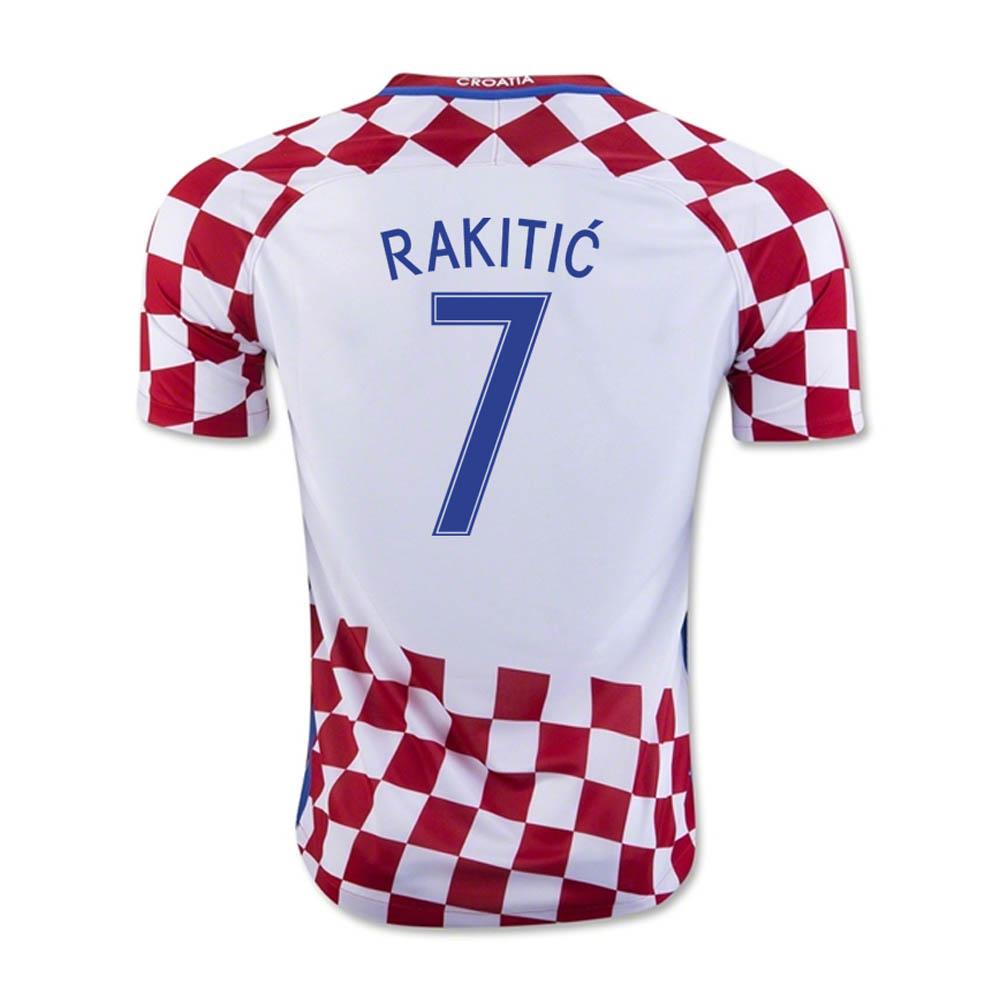 ec34189bbbf ... discount code for 2016 17 croatia home shirt rakitic 7 kids 724688 611  6aa7b 5d4c4